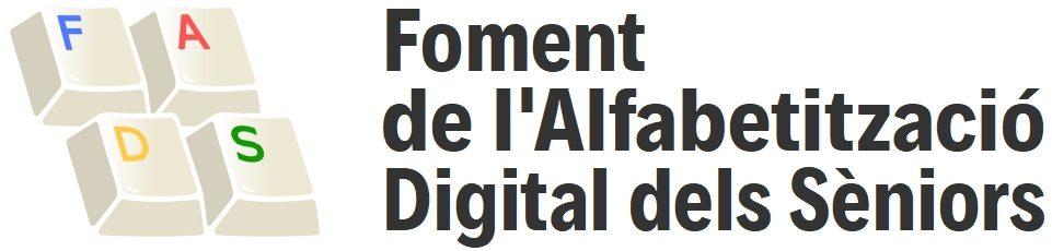 Foment de l'Alfabetització Digital dels Sèniors (FADS)
